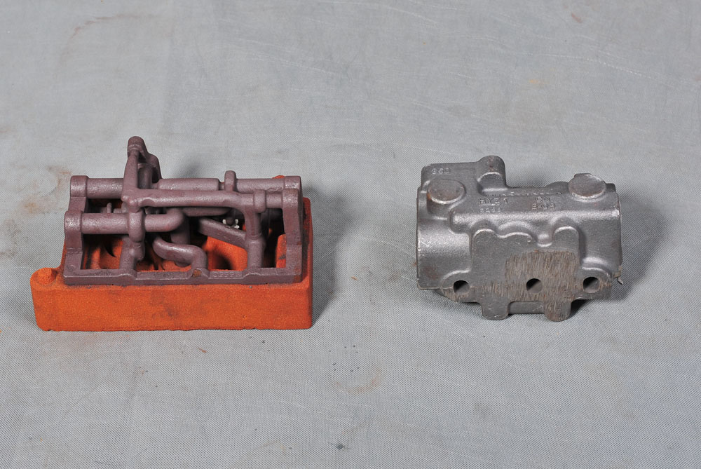 Cmt imports gray and ductile iron casting